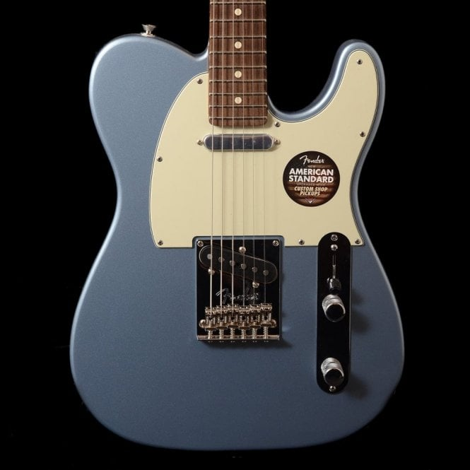 Fender American Standard Telecaster Limited, Ice Blue Metallic w/ Matching Headstock