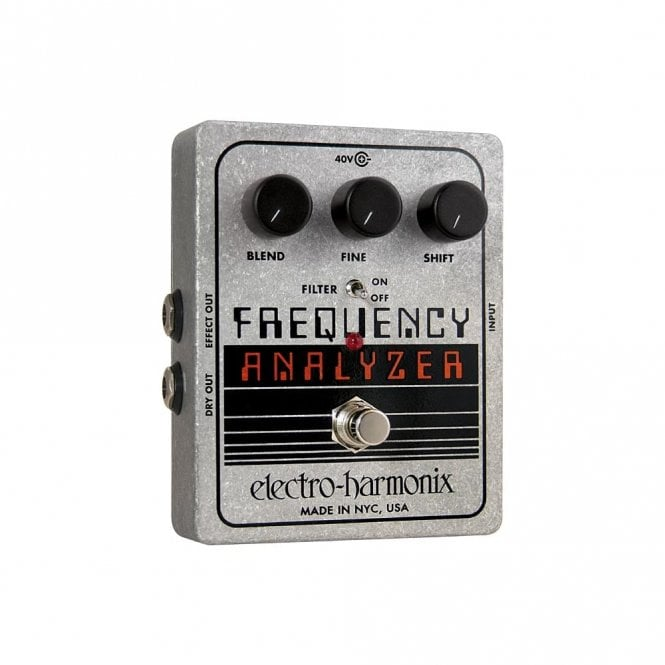 Electro Harmonix Frequency Analyzer Ring Modulator Effects Pedal