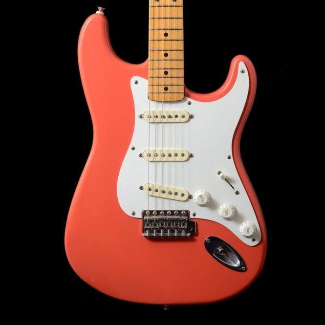 Fender American Standard/Vintage Reissue Hybrid Stratocaster, Fiesta Red