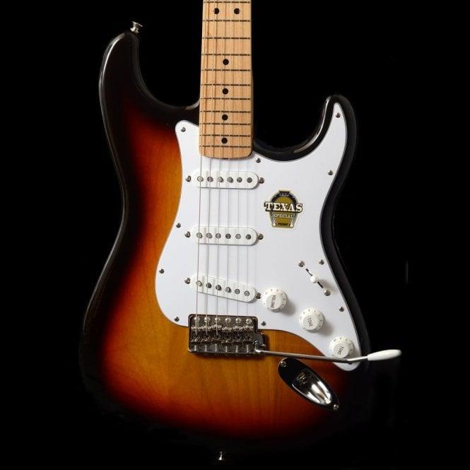 Fender FSR Japan Classic '68 Texas Special Stratocaster, 3-Tone Sunburst