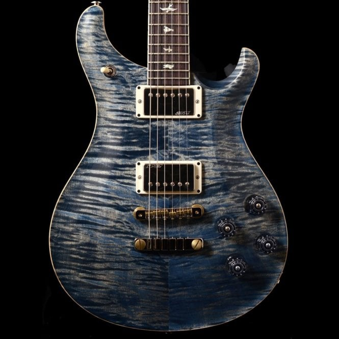PRS McCarty 594 10-Top In Faded Whale Blue #231151, Electric Guitar