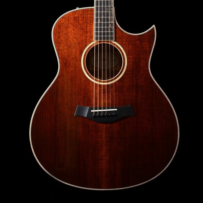 Taylor Custom GS Grand Symphony Tasmanian Blackwood Electro Acoustic Guitar