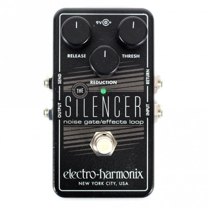Electro Harmonix Silencer Noise Gate & Effects Loop Pedal