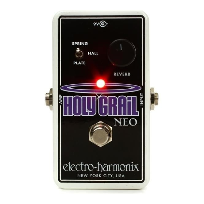 Electro Harmonix Holy Grail Neo Reverb Effects Pedal (Tatty Box)