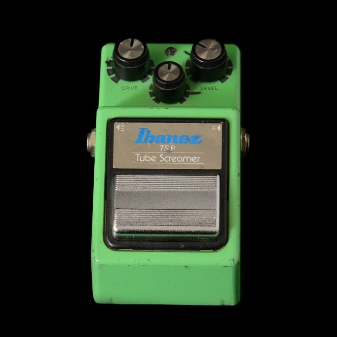 Ibanez Tube Screamer TS-9, 1983, Pre-Owned