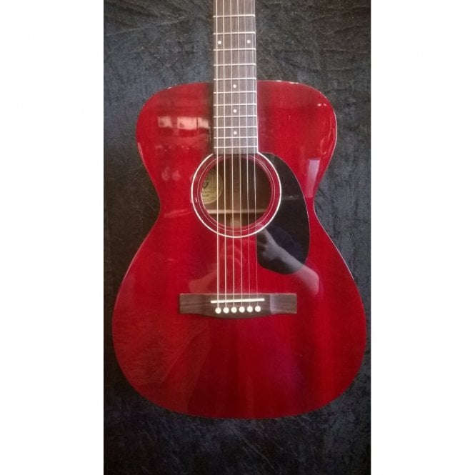 Guild M-120 Acoustic Guitar , Cherry, Pre-owned