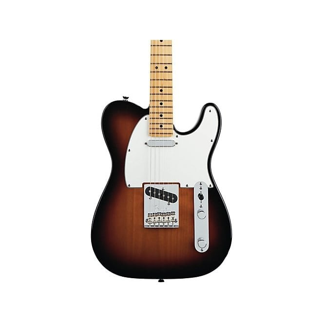 Fender American Standard Telecaster, Maple Fingerboard, 3-Colour Sunburst