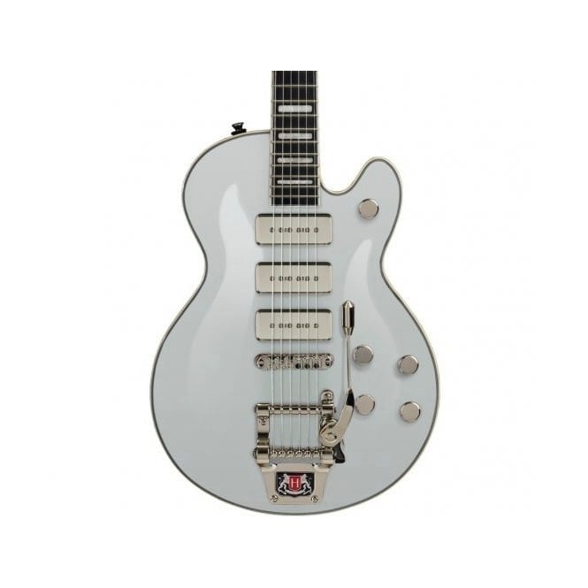 Hagstrom Tremar Super Swede P-90S in White