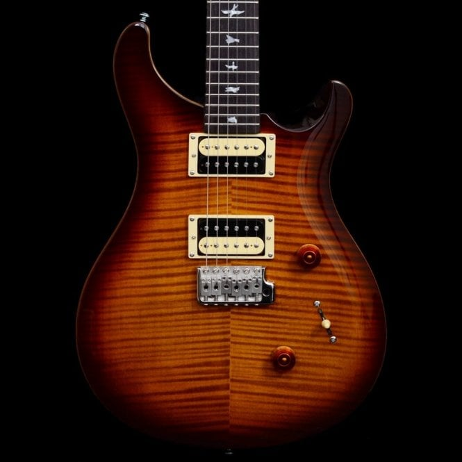 PRS SE Custom 24 Electric Guitar - Tobacco Sunburst