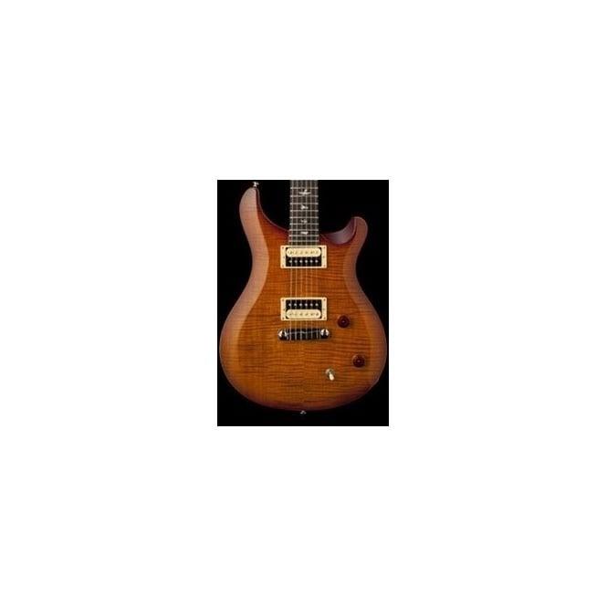 PRS SE Custom 22 - Vintage Sunburst - Electric Guitar - Padded Gigbag