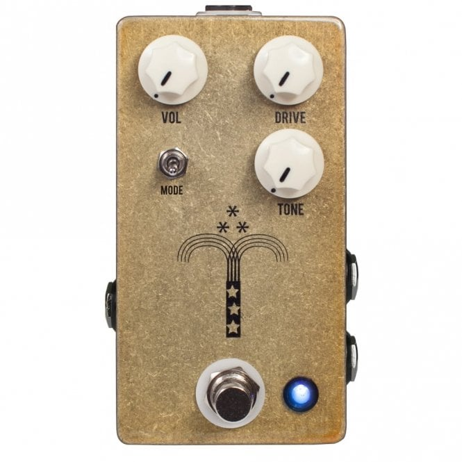 JHS Morning Glory V4 Overdrive Effects Pedal