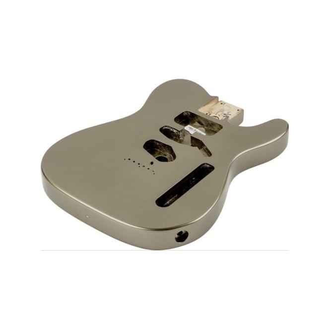 Fender USA Alder Telecaster Body w/ Modern Bridge Mount (Jade Pearl Metallic)