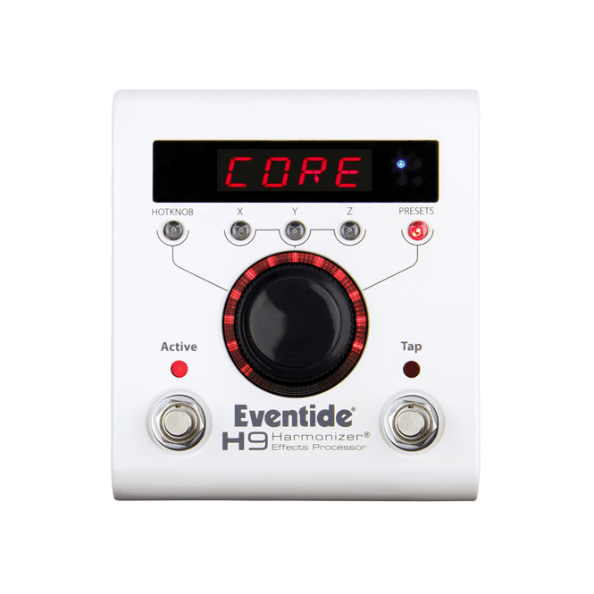 Eventide H9 Core Stompbox w/ PitchFactor H910/949 Algorithm Only