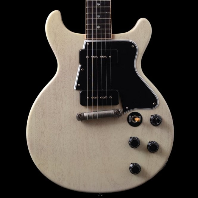 Gibson 2013 Les Paul Special DC 1960 VOS, Rare TV White, Pre-Owned