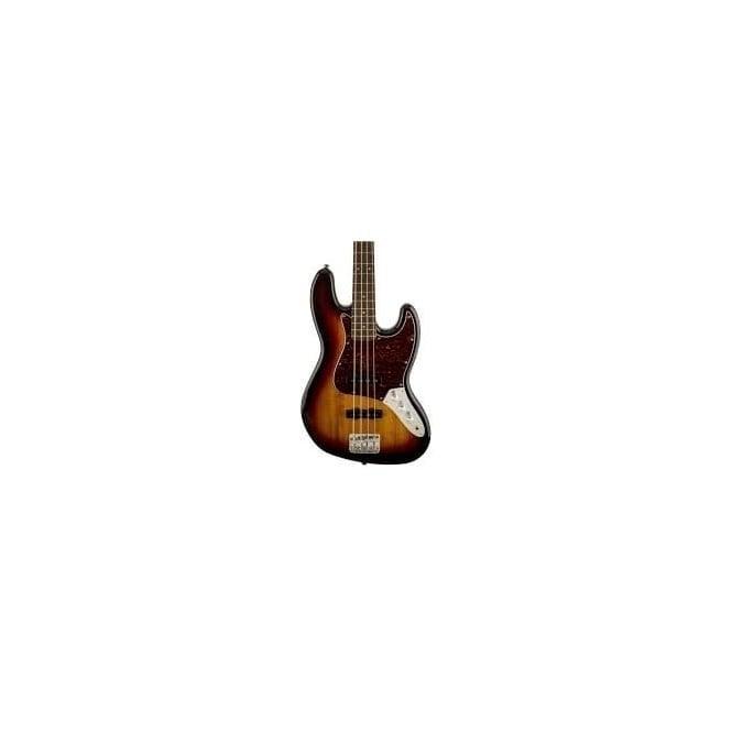 Fender Squier Vintage Modified Jazz Bass w/ Rosewood Fingerboard (3-Colour Sunburst)