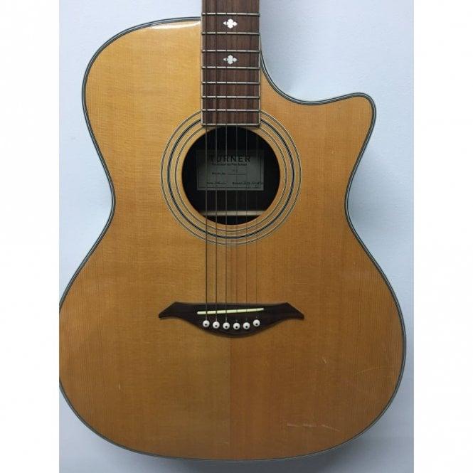 Turner Electro Acoustic Guitars & Basses