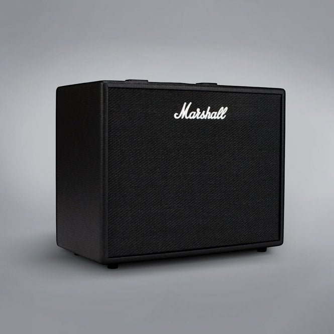 "Marshall CODE 50 1x12"" Modelling Guitar Amplifier 50W"