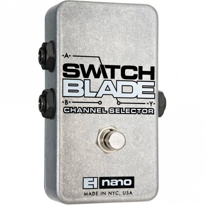 Electro Harmonix Switchblade Passive Channel Selector