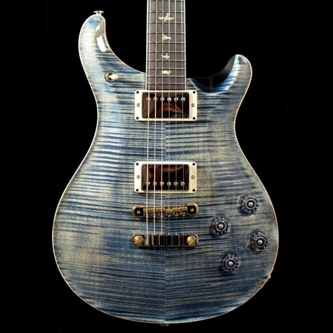 PRS McCarty 594 in Faded Whale Blue #234009, Electric Guitar - Ex-Display