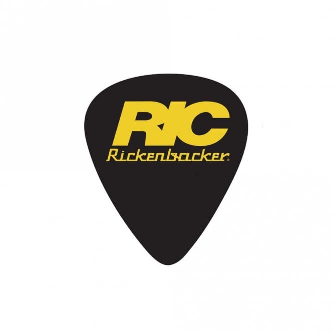 Rickenbacker Genuine Rickenbacker Plectrums (Assorted)