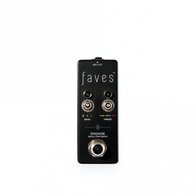 Chase Bliss Audio Faves MIDI Selector/Pre-Set Switcher