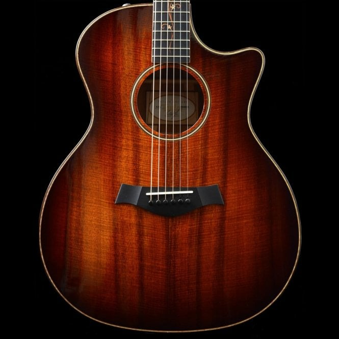 Taylor K24ce ES2 Hawaiian Koa Grand Auditorium Electro-Acoustic, Pre-Owned
