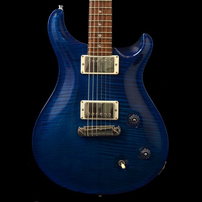 PRS 2001 McCarty 10-Top Electric Guitar in Royal Blue