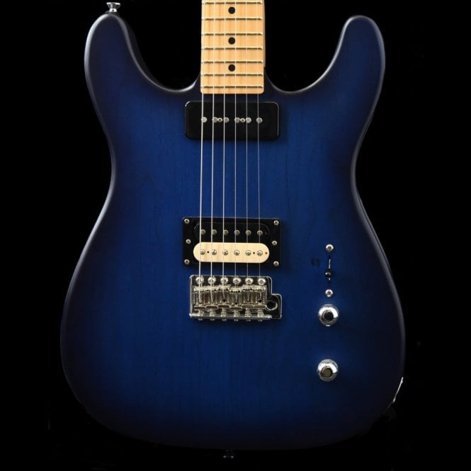 St. Blues Juke Joint Scoundrel Electric Guitar, Blueburst, Pre-Owned