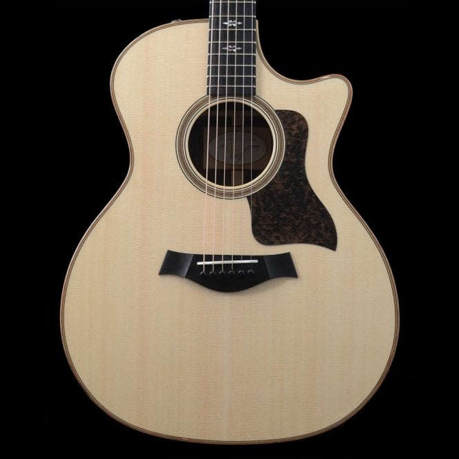 Taylor 2017 714ce Grand Auditorium Electro-Acoustic Guitar, Natural