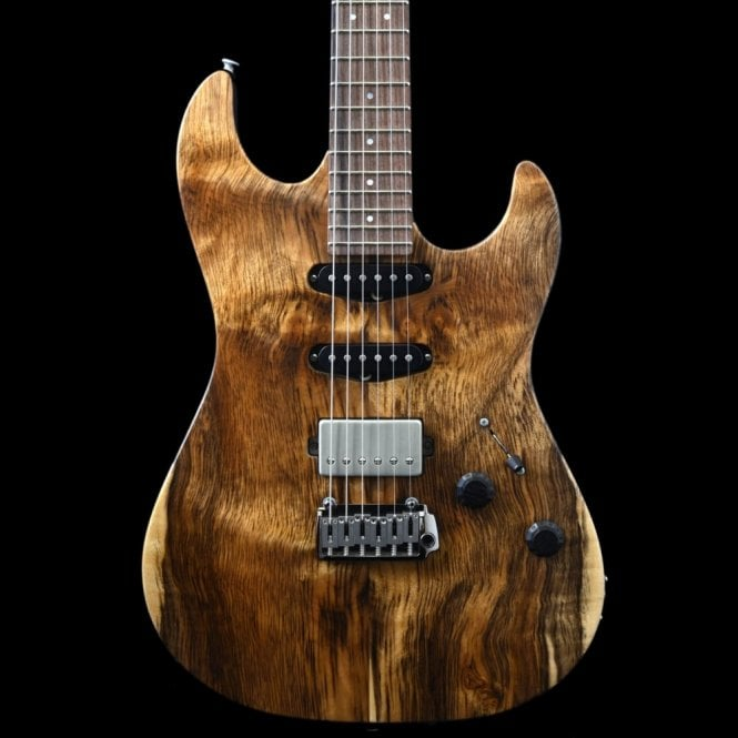 Patrick James Eggle 96 Drop Top, Roasted Maple Neck, Pau Ferro Fretboard, Myrtlewood