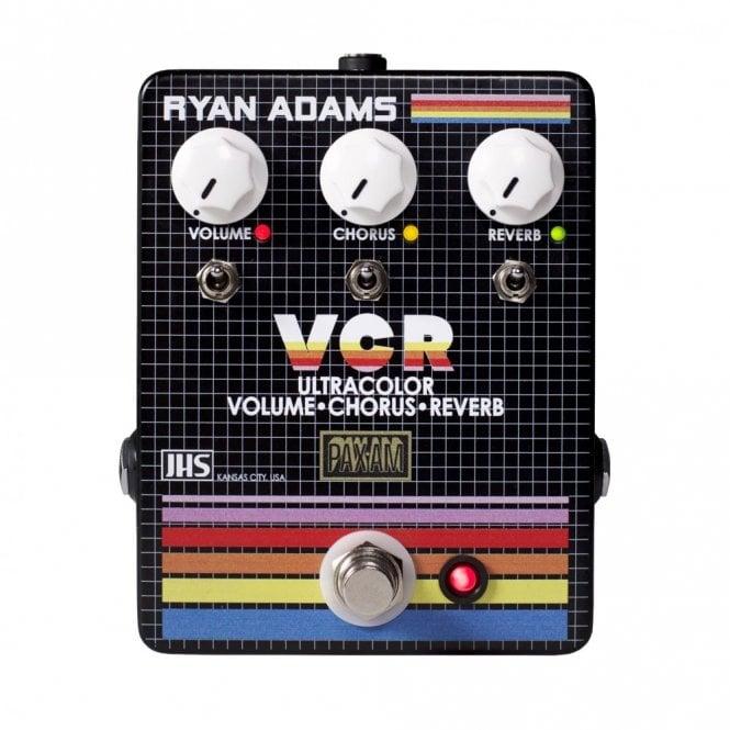 JHS Ryan Adams Signature VCR Chorus/Reverb/Volume Effects Pedal