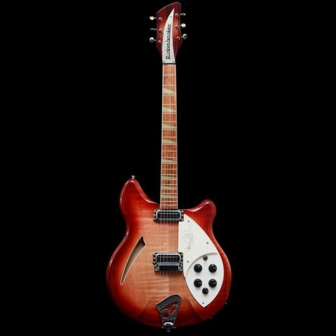 It/'s the sixties again! Rickenbacker 7.4 K Bass Toaster