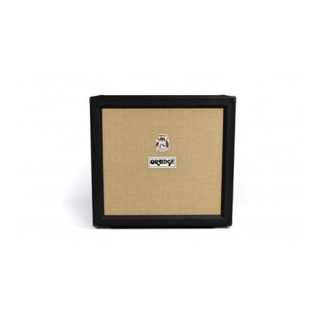 Orange PPC412 4x12 Straight Speaker Cabinet - (Tatty Box)
