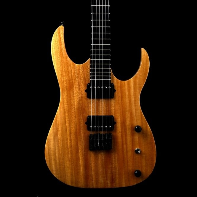 Jaden Rose Glaive Standard Korina Electric Guitar, Natural