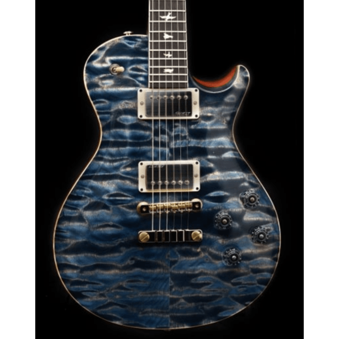 PRS Wood Library 10-Top Ltd. Edition Singlecut McCarty 594, Faded Whale Blue, #236307