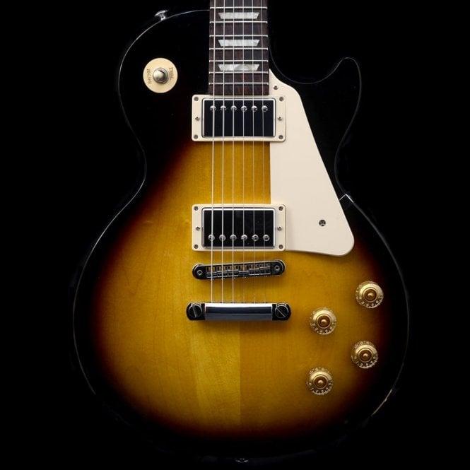 Gibson 2016 Les Paul Studio T Vintage Sunburst Electric Guitar