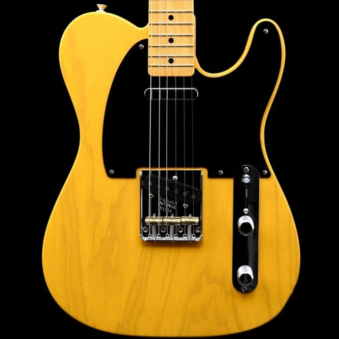 Fender Custom Shop Masterbuilt Yuriy Shishkov '51 Nocaster in Blonde, 2009 Model