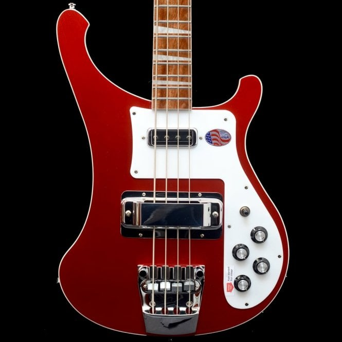 Rickenbacker 4003 Electric Bass Guitar, Ruby - 2017 Model #17-17053