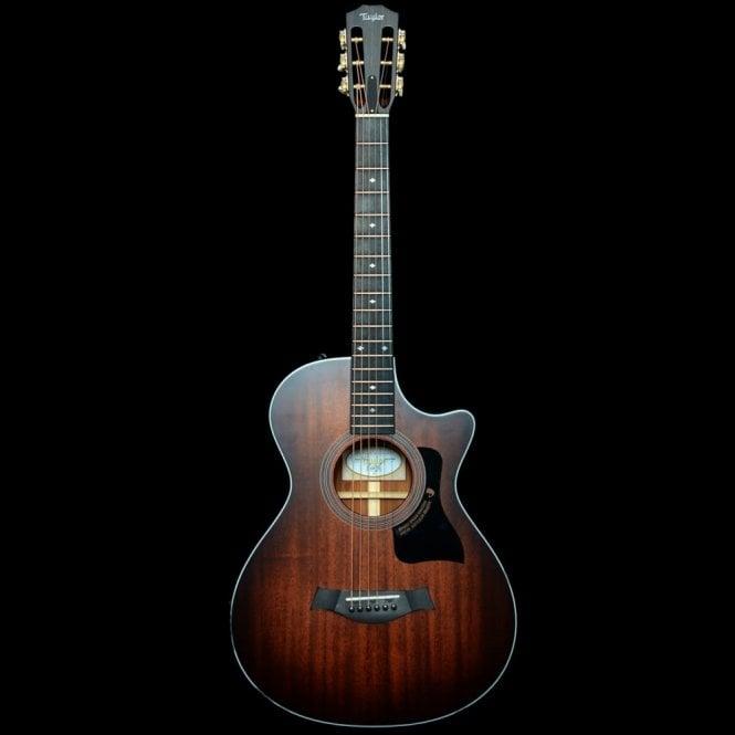 Taylor 322ce Blackwood Grand Concert 12-Fret Electro-Acoustic Guitar