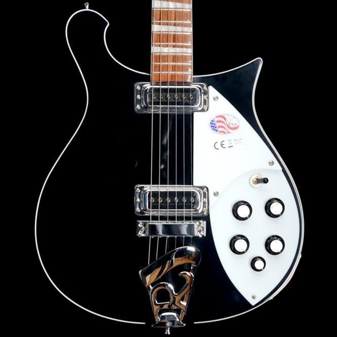 Rickenbacker 620/6 Jetglo 6-String Electric Guitar #1638716