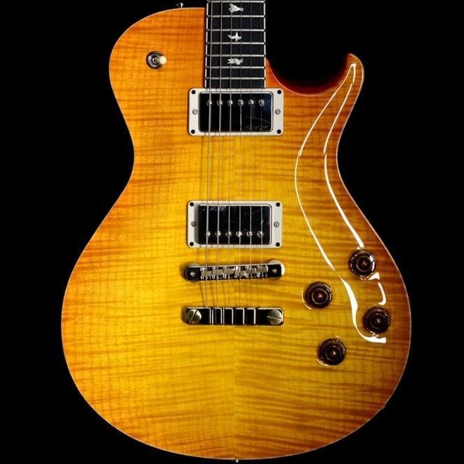 PRS McCarty SC-594 Wood Library Singlecut Electric Guitar, McCarty Sunburst