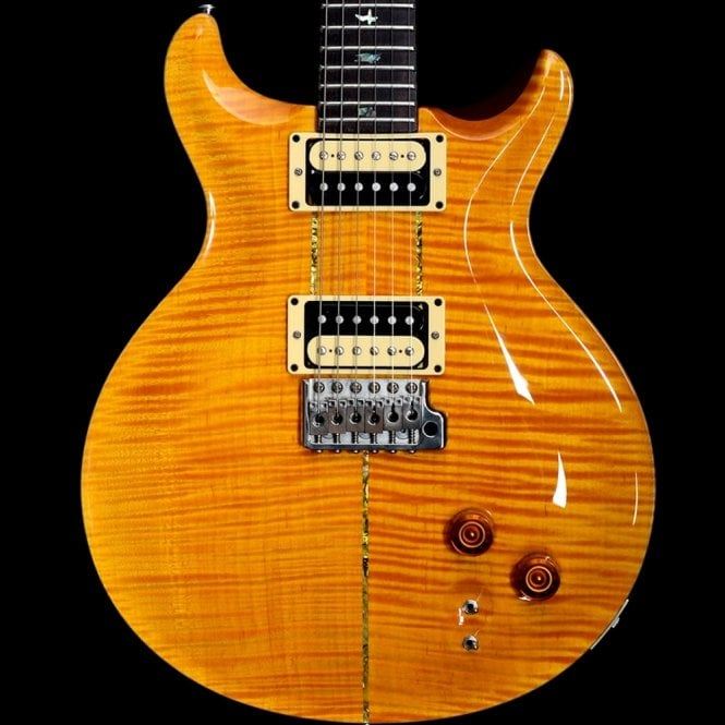 PRS 1996 Santana I, Vintage Yellow Electric Guitar
