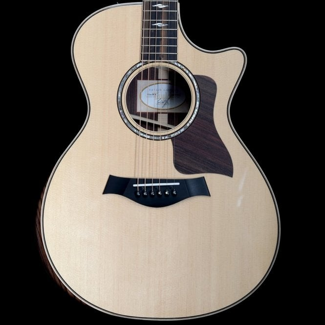 Taylor 812ce-DLX Deluxe Series Electro-Acoustic Guitar