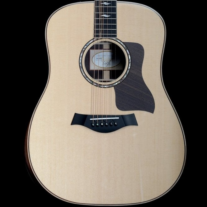 Taylor 810e DLX Electro Acoustic Guitar