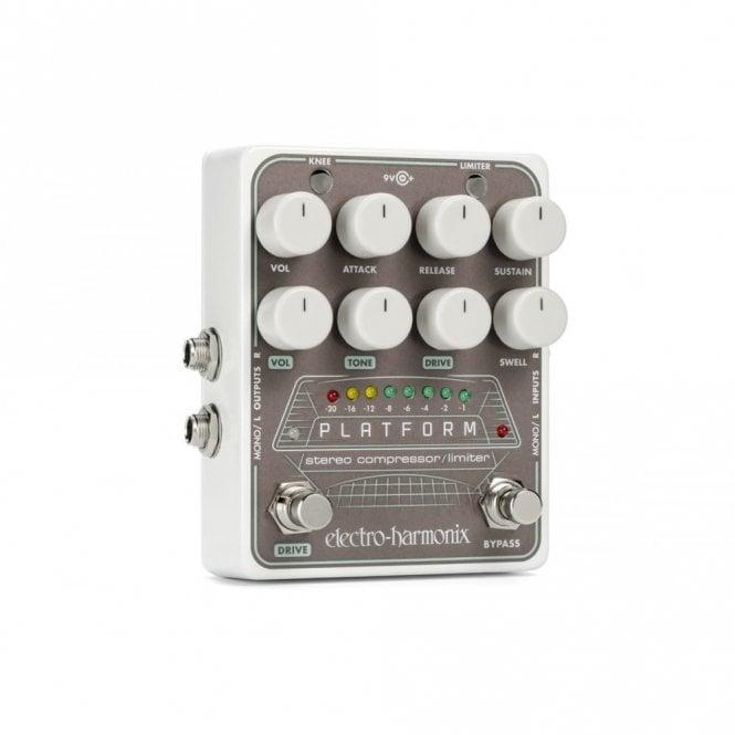 Electro Harmonix Platform Stereo Compressor/Limiter for Guitar