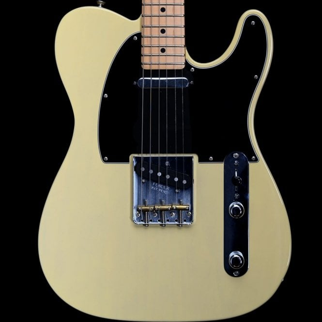 Fender 2012 American Special Telecaster Electric Guitar in Vintage Blonde