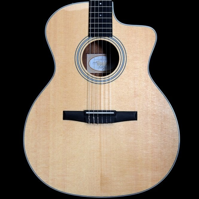 Taylor 214ce-N Grand Auditorium Electro Acoustic Nylon String