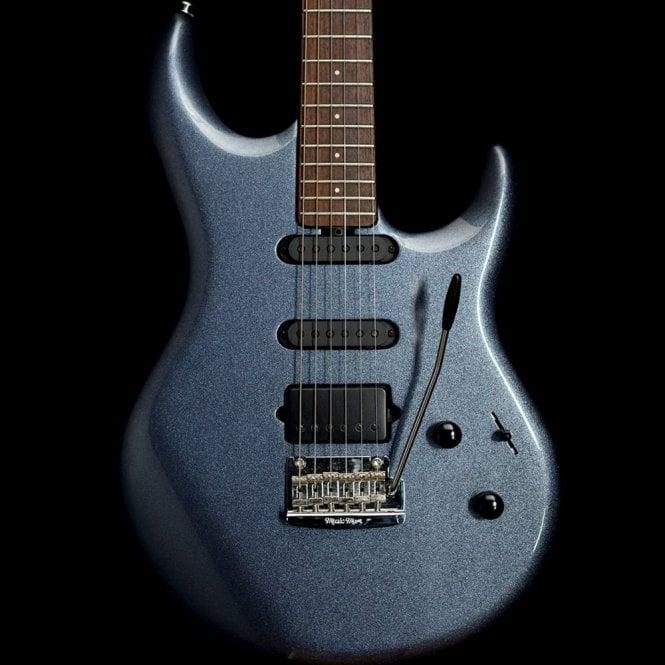 Music Man Luke III Bodhi Blue Electric Guitar, Pre Owned