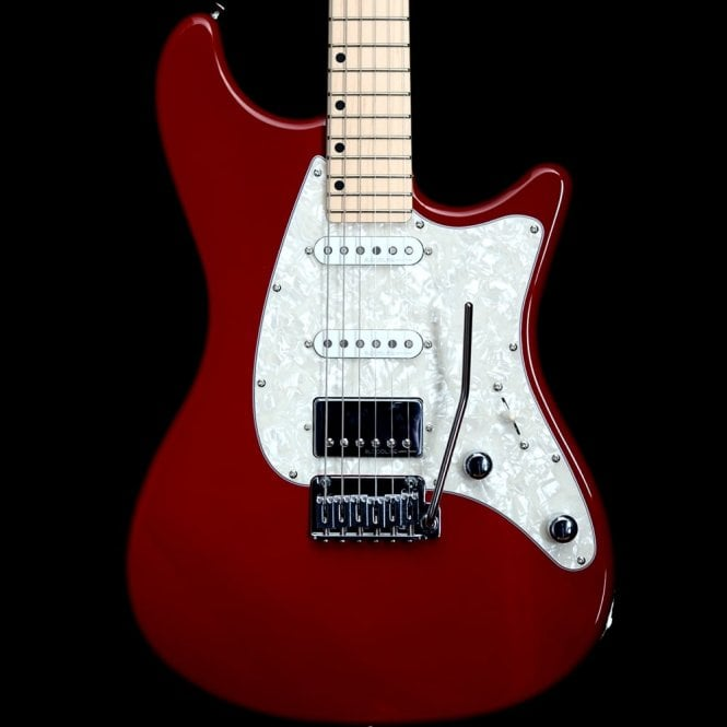 John Page Classic Ashburn HSS Bloodline Red Electric Guitar, Ex-Review