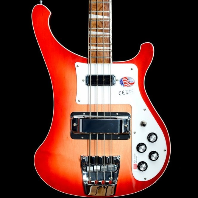 Rickenbacker 4003 Electric Bass Guitar in Fireglo 2017 Model #17-1721701